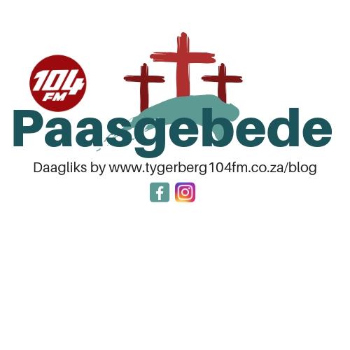 Paasgebede 18 April 2019